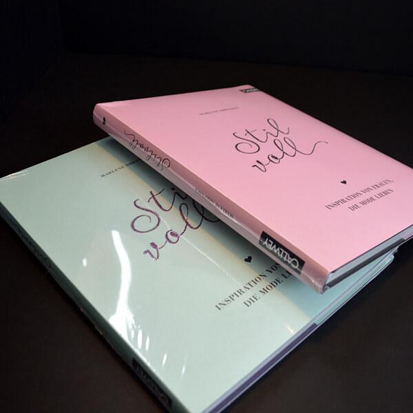 Bündeln: Einschweißen Hardcover-Bücher