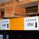 Lagerhaltung und Lagerverwaltung: Regalbeschriftung